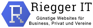 Riegger IT Logo schwarz