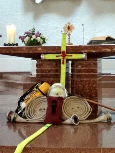 Gottesdienst anlässlich St. Florian