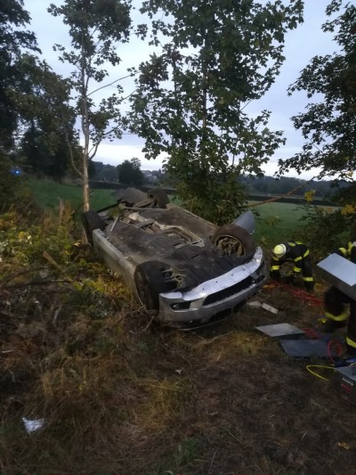 Unfall ohne Fahrer?